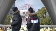 Stock Video Footage of Hiroshima Peace Memorial