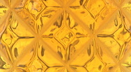 Stock Video Footage of Faceted Beer Bubbles 2 slow motion