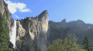 Stock Video Footage of Yosemite National Park Timelapse