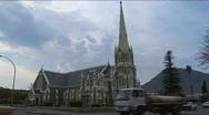 Dutch Reformed Church  Stock Footage