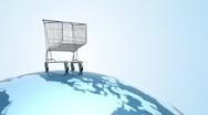 Internet Shopper Stock Footage