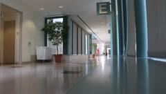 Hospital - stock footage