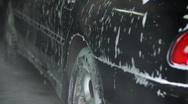 Stock Video Footage of Machine at the car wash