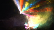 Stock Video Footage of Beautiful lighting effects