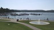 Lake Resort 108 Stock Footage