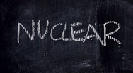 Stock Video Footage of Blackboard - No nuclear