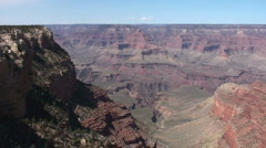Grand Canyon Trail Stock Footage