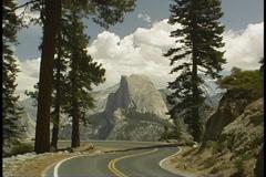 Highway in CA Stock Footage