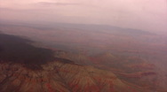 Grand Canyon Aerial 17 South Rim Stock Footage