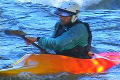 Kayaking Stock Footage