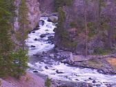 River Rapids Stock Footage
