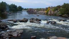 River stream (Full HD) Stock Footage