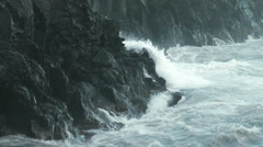 Madeira coast Stock Footage