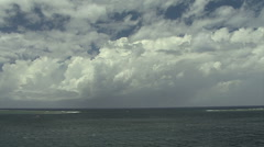 Tropical clouds 05 Stock Footage
