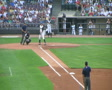 Batter Strikes Out 02 Footage
