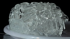 IceDefrostingTLapse1080p720pHDF Stock Footage