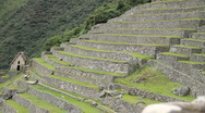 Stock Video Footage of Machu Picchu Dolly Shot