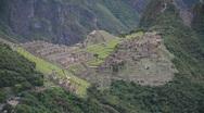 Machu Picchu Stock Footage