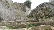 Machu Picchu Dolly Stock Footage