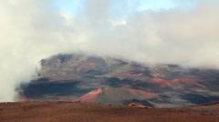 Hawaiian Volcano Stock Footage
