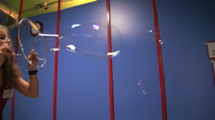 The big bubbles Stock Footage