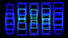 Wunderkind - BLUE FRAMES Stock Footage