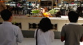 People Praying, Worship in Grand Palace in Bangkok, Thailand, Wat Phra Kaeo Footage
