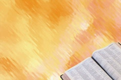 Bible with Motion Background Stock Footage