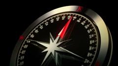 Global Compass HD - stock footage