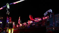 Fairground 03 Stock Footage
