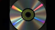 Stock Video Footage of CD tray with disc ejecting and re-closing