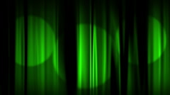 "Green Curtains Spotlights includes    "" Think Different "" Stock Footage"