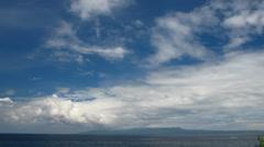 Bali waters Stock Footage
