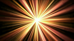Rays light background,flare star,radiation laser energy,tunnel passage lines. Stock Footage
