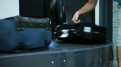 Baggage Claim Stock Footage