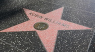 Star Robin Williams 01 HD Stock Footage
