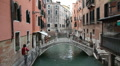Venice canal HD Footage