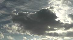 Sky after rain Stock Footage