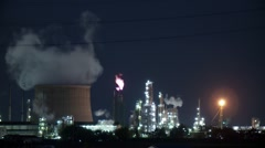 Industry TIMELAPSE Stock Footage
