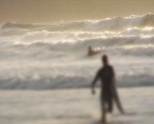 Surf Waves Stock Footage
