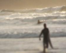Surf Waves - stock footage