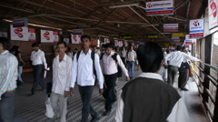Mumbai ihmiset P1 Arkistovideo