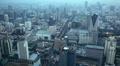 Aerial view of Bangkok ,Thailand Footage