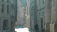 French Street - stock footage