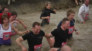 Stock Video Footage of HD720p50 Fisherman's Friend StrongmanRun 2011 in Germany