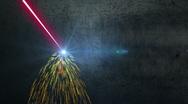 Laser Cut Arizona Stock Footage