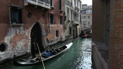 Venice Canal - stock footage