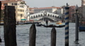 Rialto Bridge, Venice Footage