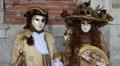 Venice Carnival portraits Footage