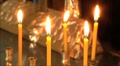 church candles HD Footage